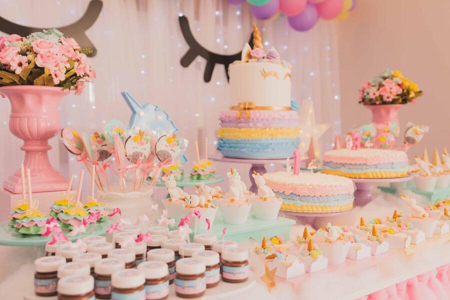 desserts bachelorette party